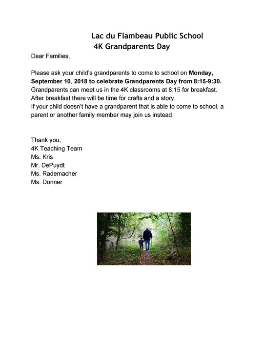 4K Grandparents Day