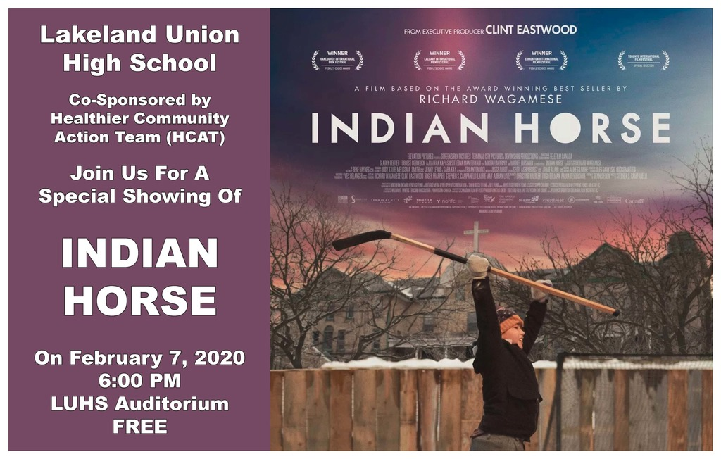 Indian Horse Movie