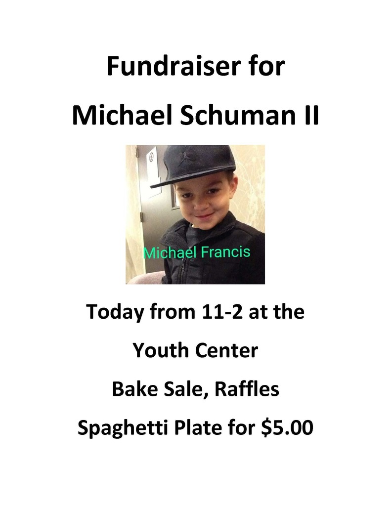MS Fundraiser at Youth Center