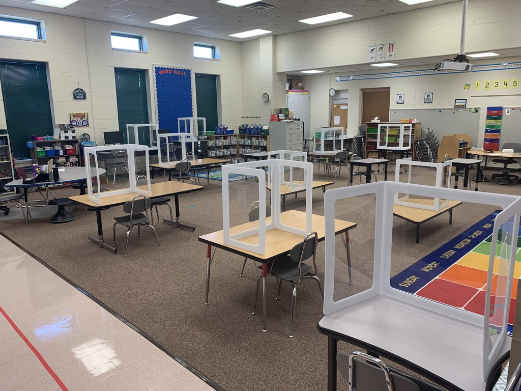 Classroom Table Dividers